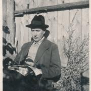 Rakvere Linna I Algkooli juhataja M. Jensen-Olvet (RM F 953:31); Virumaa Muuseumid SA