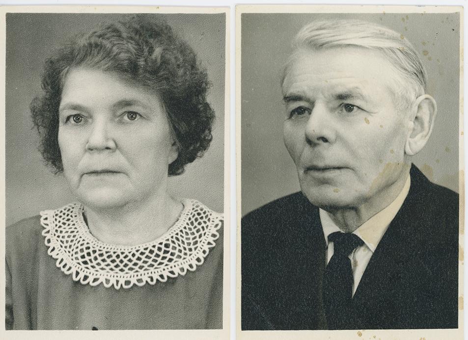 Mary Kaasiku ja Gustav Kallastu